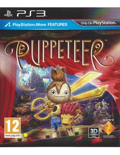 PUPPETEER für Playstation 3 PS3