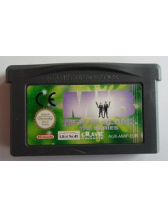 MIB MEN IN BLACK THE SERIES voor Game Boy Advance GBA