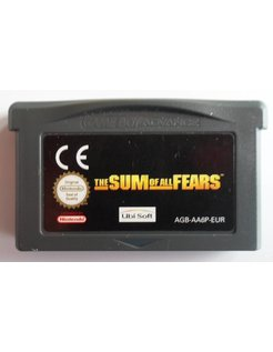 THE SUM OF ALL FEARS für Game Boy Advance GBA