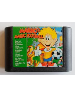 MARKO'S MAGIC FOOTBALL for Sega Mega Drive