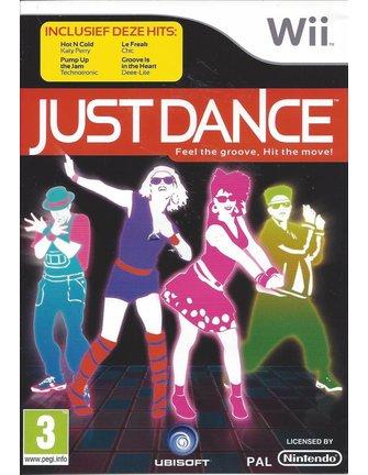 JUST DANCE voor Nintendo Wii