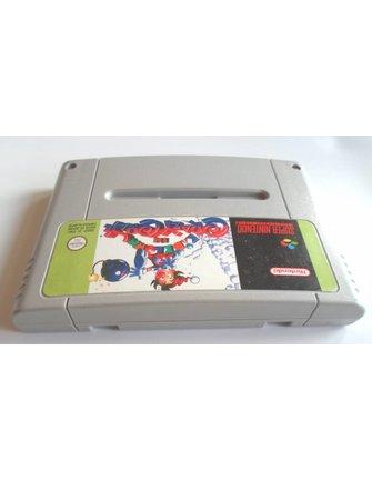 CRAZY CHASE voor SNES Super Nintendo