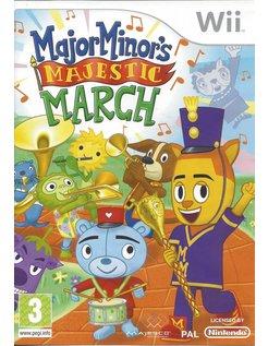 MAJOR MINOR'S MAJESTIC MARCH voor Nintendo Wii
