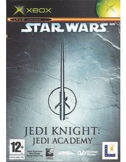 STAR WARS JEDI KNIGHT JEDI ACADEMY voor Xbox