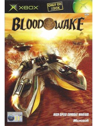 BLOOD WAKE voor Xbox