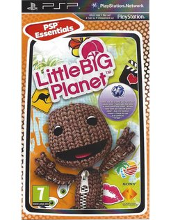 LITTLE BIG PLANET voor PSP