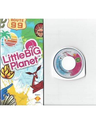 LITTLE BIG PLANET voor PSP