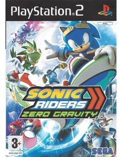 SONIC RIDERS ZERO GRAVITY für Playstation 2 PS2