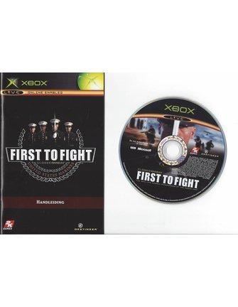 CLOSE COMBAT FIRST TO FIGHT für Xbox