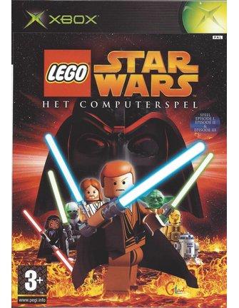 LEGO STAR WARS HET COMPUTERSPEL voor Xbox
