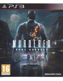 MURDERED SOUL SUSPECT für Playstation 3 PS3