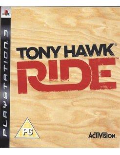 TONY HAWK RIDE for Playstation 3 PS3