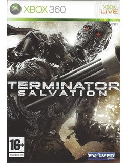 TERMINATOR SALVATION voor Xbox 360