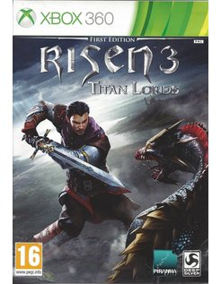 RISEN 3 TITAN LORDS for Xbox 360