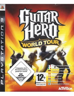 GUITAR HERO WORLD TOUR für Playstation 3 PS3