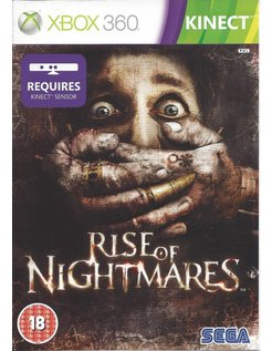 RISE OF NIGHTMARES voor Xbox 360 Kinect