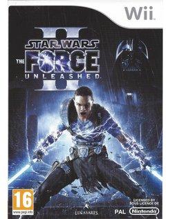 STAR WARS THE FORCE UNLEASHED II voor Nintendo Wii