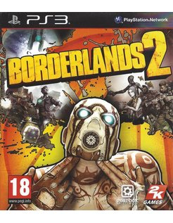 BORDERLANDS 2 voor Playstation 3 PS3