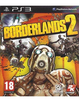 BORDERLANDS 2 voor Playstation 3 PS3