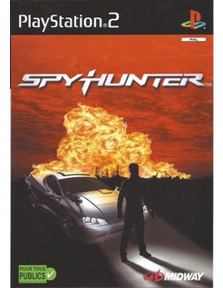 SPY HUNTER SPYHUNTER voor Playstation 2 PS2
