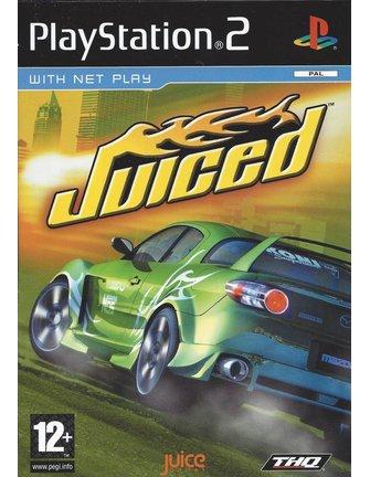 JUICED voor Playstation 2 PS2