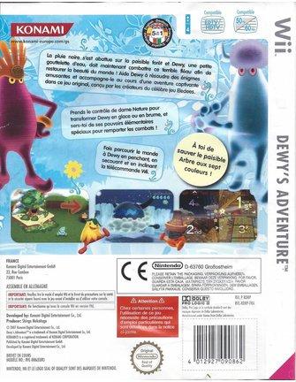 DEWY'S ADVENTURE voor Nintendo Wii