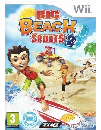 BIG BEACH SPORTS 2 voor Nintendo Wii