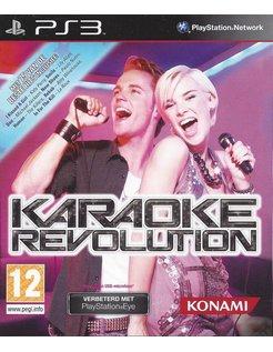 KARAOKE REVOLUTION for Playstation 3 PS3