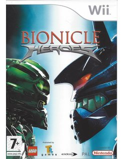 BIONICLE HEROES for Nintendo Wii