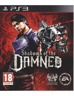 SHADOWS OF THE DAMNED voor Playstation 3 PS3