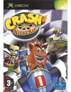 CRASH NITRO KART für Xbox