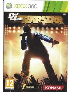 DEF JAM RAPSTAR voor Xbox 360