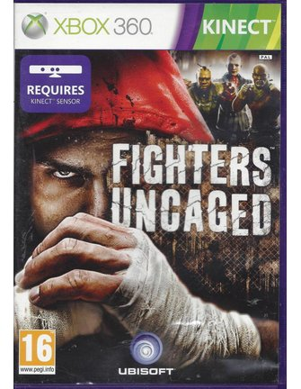 FIGHTERS UNCAGED voor Xbox 360