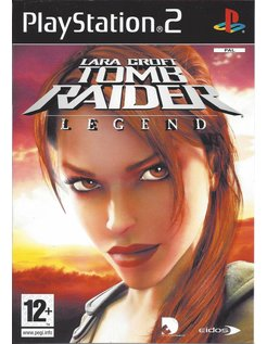 LARA CROFT TOMB RAIDER LEGEND voor Playstation 2 PS2