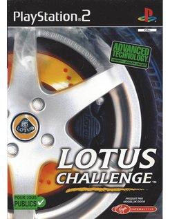 LOTUS CHALLENGE voor Playstation 2 PS2