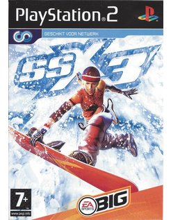SSX 3 voor Playstation 2 PS2
