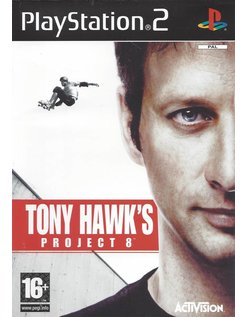 TONY HAWK'S PROJECT 8 voor Playstation 2