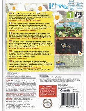 CHICKEN BLASTER voor Nintendo Wii