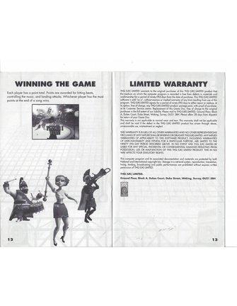BATTLE OF THE BANDS voor Nintendo Wii