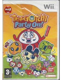 TAMAGOTCHI PARTY ON voor Nintendo Wii - NIEUW