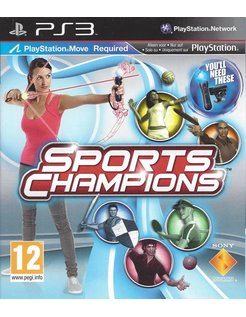 SPORTS CHAMPIONS voor Playstation 3