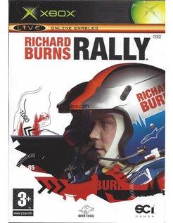 RICHARD BURNS RALLY voor Xbox