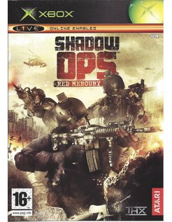 SHADOW OPS RED MERCURY for Xbox