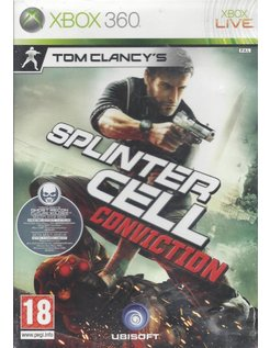 SPLINTER CELL CONVICTION voor Xbox 360