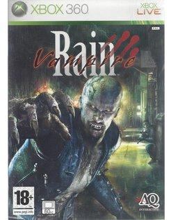 VAMPIRE RAIN für Xbox 360