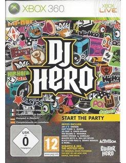 DJ HERO für Xbox 360