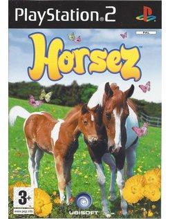 HORSEZ voor Playstation 2 PS2