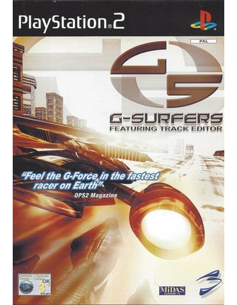 G-SURFERS voor Playstation 2 PS2