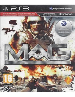 MAG - MASSIVE ACTION GAME für Playstation 3 PS3