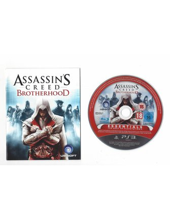 ASSASSIN'S CREED BROTHERHOOD voor Playstation 3 PS3